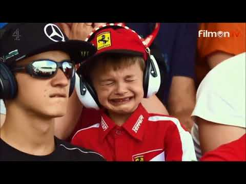 Benedict Cumberbatch narrates in F1 2017 final review (12/03/2017)