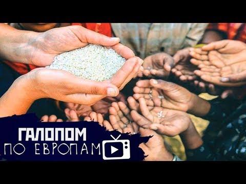 Полмиллиарда нищих, Земля прокормит, Закрутить гайки! // Галопом по Европам #188