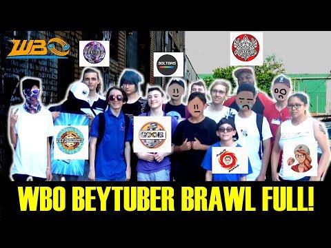 WBO THE BEYTUBER BRAWL! BEYBLADE BURST TOURNAMENT FEAT. BEYTUBERS!