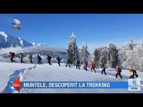 Stirile Kanal D (21.01.2019) - Muntele, descoperit la trekking! Editie COMPLETA