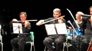 Repeat youtube video Beatles Eleanor Rigby - Violin Cover by Music School Instrumental Group