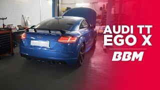Hammer Sound! | Audi TT EGO-X Abgasanlage by BBM