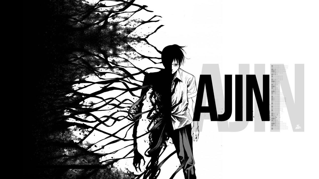 картинки полулюди аниме