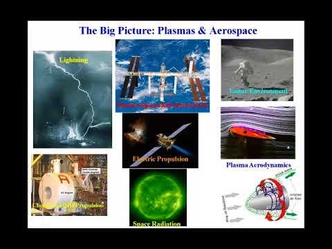 Plasma Physics Applications for Aerospace Technology