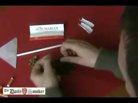 How to roll a joint Dutch Tulip