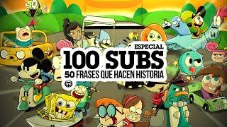 50 Frases Que Hacen Historia | Especial 100 Subs | LA ZONA CERO
