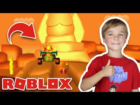 ROBLOX MEEPCITY GO KART RACING AT PYRAMIDS