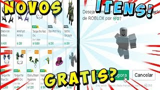 NEW ITEMS LIMITEDS AND ANIMATION ALMOST FREE ON ROBLOX!
