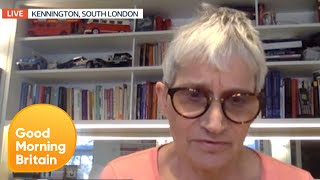 Coronavirus Survivor Describes Her Experience | Good Morning Britain