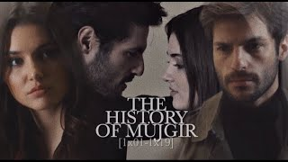 The History Of Müjgir | Müjde & Cihangir | HALKA