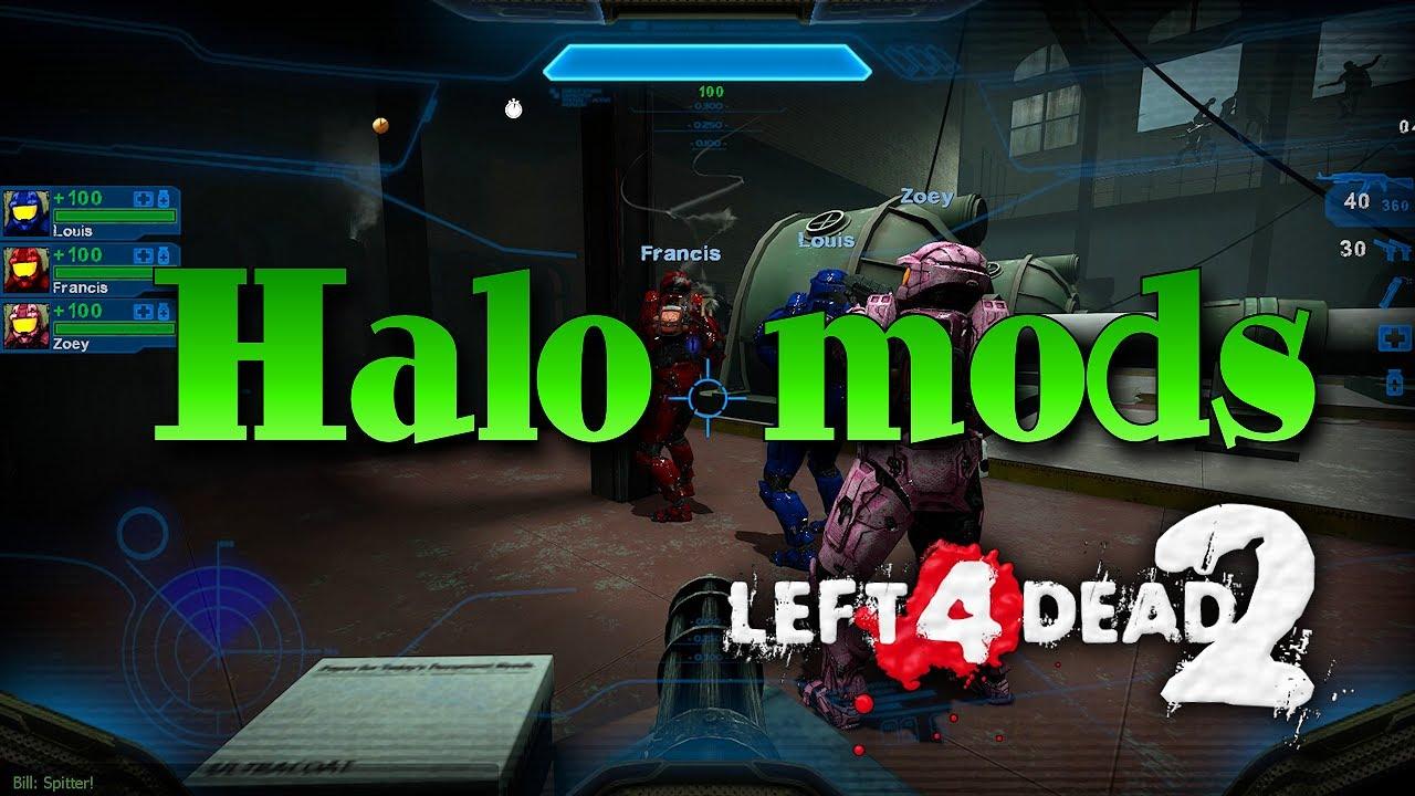 Delux Halo HUD [Left 4 Dead 2] [GUI Mods]