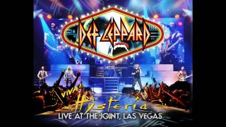 Def Leppard (Ded Flatbird) - Good Morning Freedom LIVE AT THE JOINT , LAS VEGAS , 2013