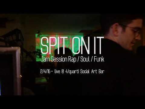 SPIT ON IT  Jam Session Rap - Soul - Funk