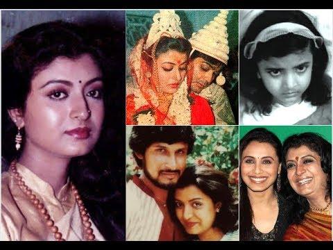 নায়িকা দেবশ্রী রায় এর জীবন কাহিনী  Biography of Indian Bengali Actress Debashree Roy 2018 !