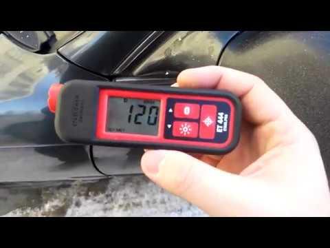 Самокалибрующийся толщиномер Horstek TC 715 - YouTube