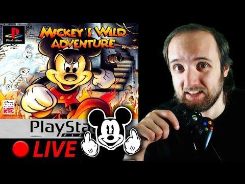 Mickey's Wild Adventure - LIVE - brutti ricordi