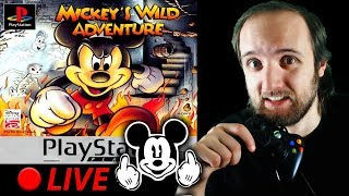 Mickey's Wild Adventure - LIVE - brutti ricordi