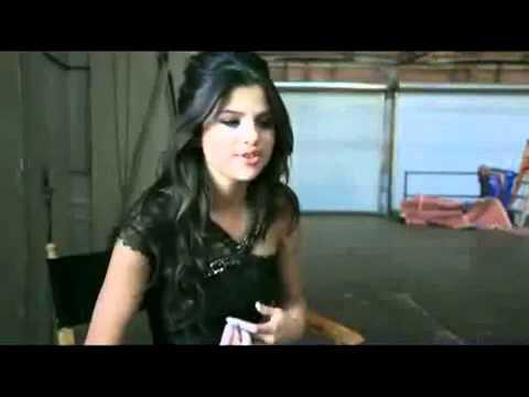 Selena Gomez  And The Scene - Who Says (Behind The Scenes)