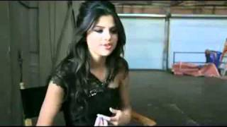Selena Gomez  And The Scene Who Says Behind The Scenes