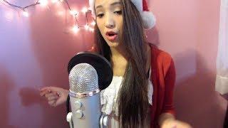 Santa Baby - Ariana Grande & Liz Gillies (Mikayla Cover)