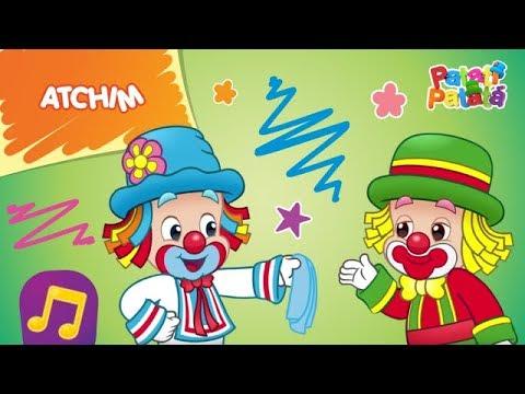 Patati Patatá - Atchim (DVD O Melhor da Pré-escola)