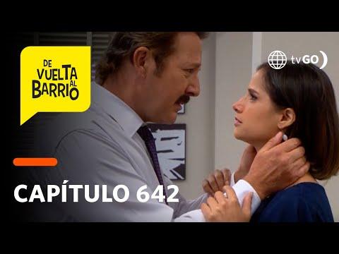 De Vuelta al Barrio 4: Anita y Pichón pudieron retomar su relación al fin (Capítulo 642)