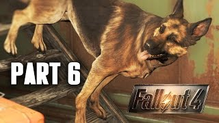 Fallout 4 Walkthrough Part 6 - LEGENDARY WEAPON (PC Gameplay 60FPS)
