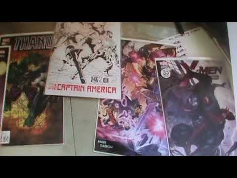 the comic book villain's 29th Unboxing video plus RANT of Fucking MidTown Comics for 04 26 2018 thumbnail
