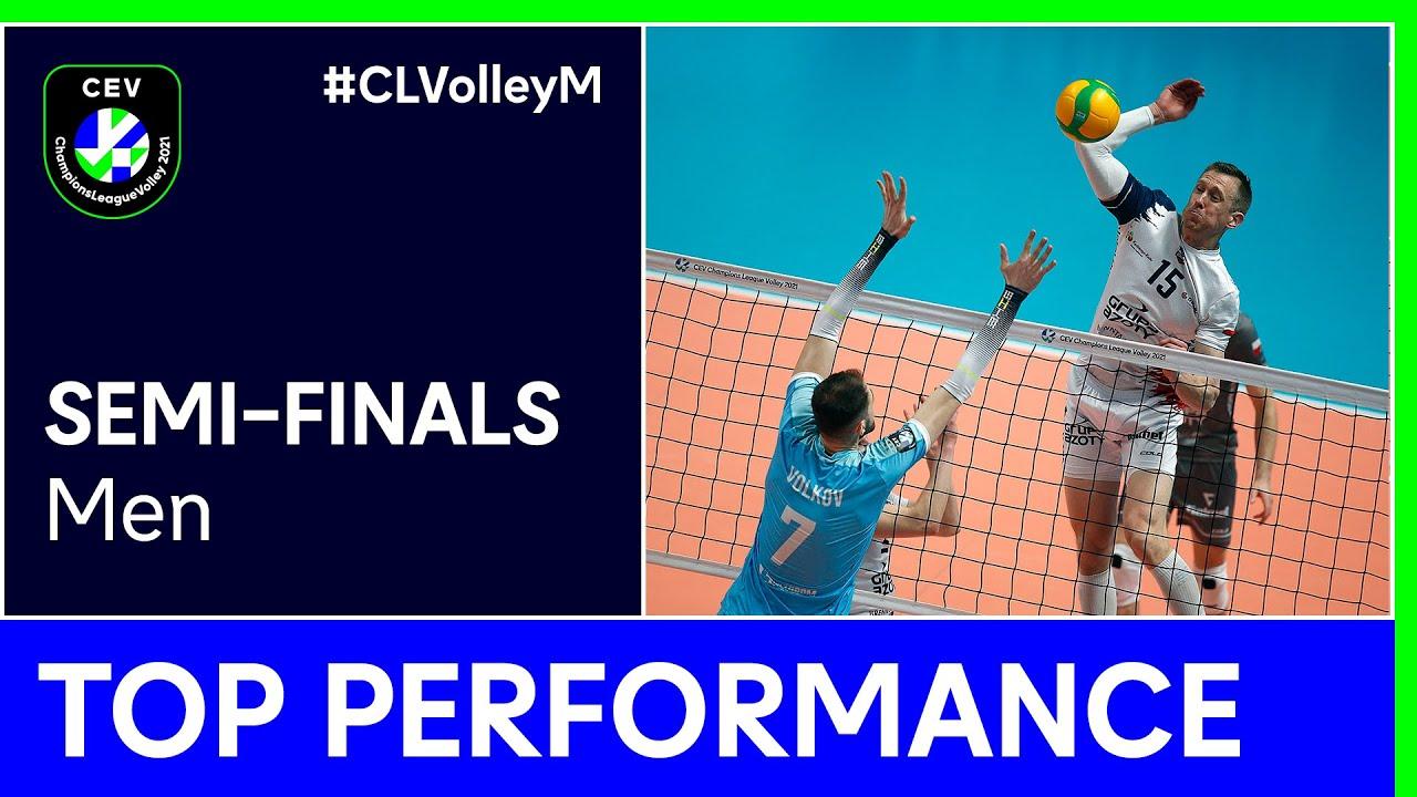 David Smith | Top Performance - Semi-Finals | #CLVolleyM