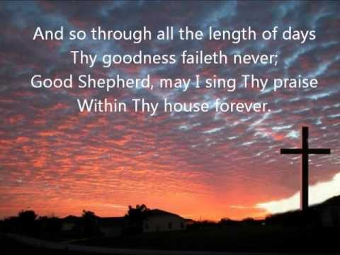 The King Of Love My Shepherd Is - Maranatha Celtic