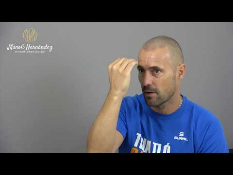 David: Testimonio de micropigmentación capilar - Manoli Hernández