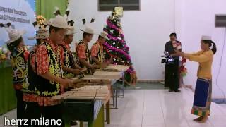 MENGHIBUR!!!!!! TARIAN DAN MUSIK TRADISIONAL DAYAK KENYAH - Stafaband