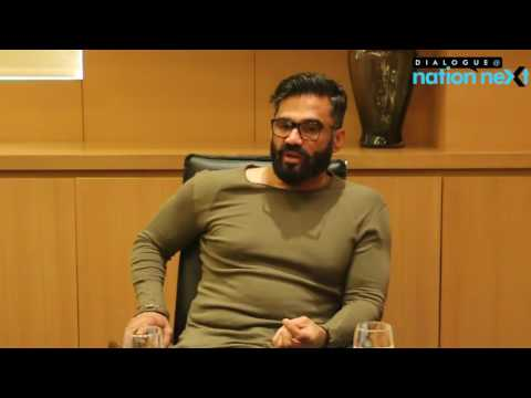 Dialogue @ Nation Next with Suniel Shetty | Interview