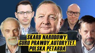 Witold Gadowski, Marcin Rola, Marian Miszalski i czytelnicy o Stanisławie Michalkiewiczu