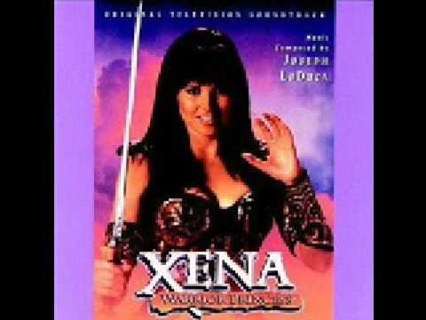 02. The Warrior Princess - Xena Warrior Princess volume 1 thumbnail