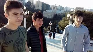 "Баку - ""Старый город"". Самый популярный парк/ЛЕЗГИЯР.(ПИРАЛ-БАКУ)"