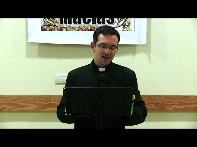 16 Pasión de Cristo - P. Gustavo Lombardo