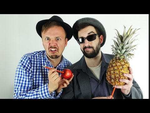 Pen Pinapple Apple Pen | GERMAN PARODY VERSION ✒🍍🍎✒ PPAP
