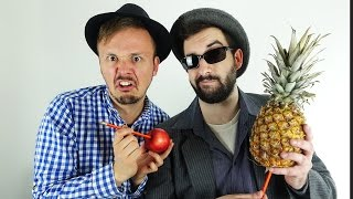 Pen Pinapple Apple Pen | GERMAN PARODY VERSION | PPAP