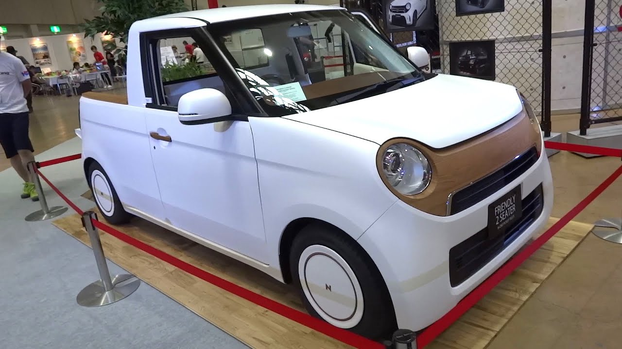 HONDA N-ONE PICUP TRUCK FRIENDLY 2SEATER ホンダ N-ONE ピックアップ ...