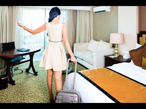 Как нужно заселяться в отель.