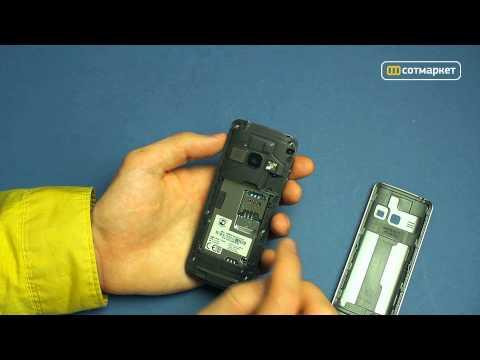 Видео обзор Samsung S5610 от Сотмаркета