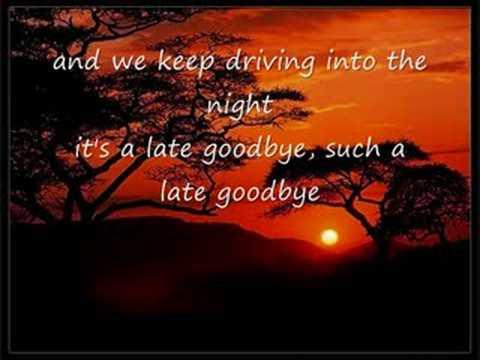 Poets Of The Fall   Late Goode lyrics