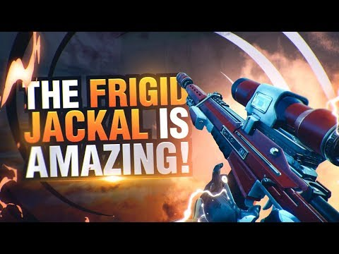 The Frigid Jackal Is Amazing! Destiny 2 New Warmind Sniper Highlights!