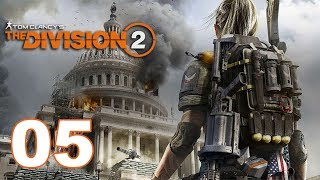Imon Plays [The Division 2 (PC Solo)] #05 Story Day 2 (Downtown East, Federal Triangle)