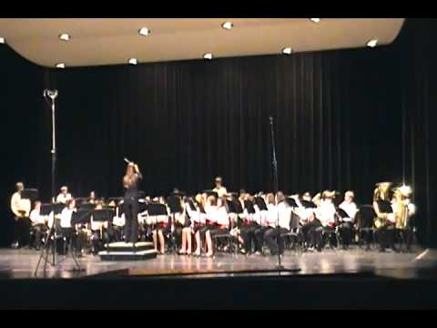 Barton Middle School Symphonic Band: Atlantis