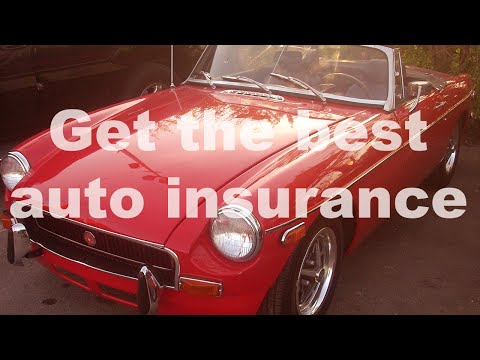 Best auto insurance companies - Get insurance for your car