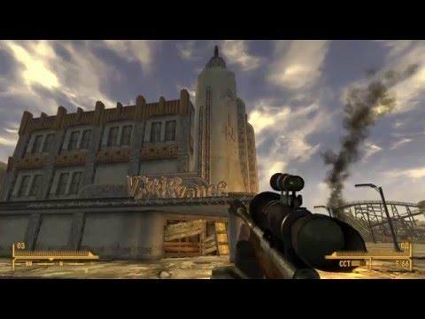 Fallout New Vegas. Зачистка тюрьмы #6