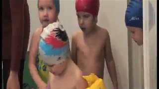 Обучение плаванию детей 5-7 лет
