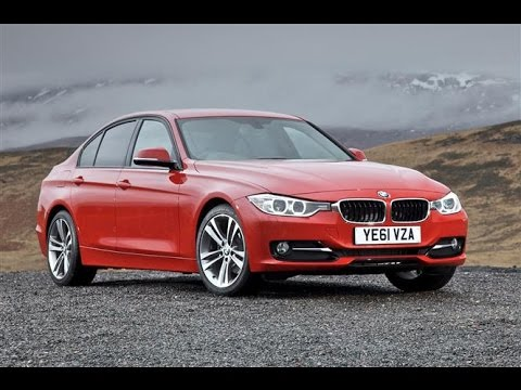 BMW 3-Series Saloon 2015 Car Review